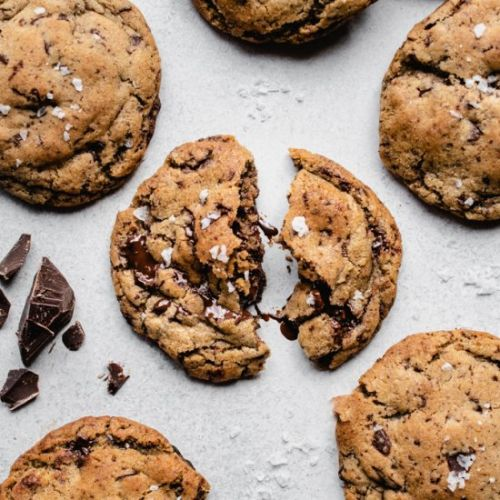 Salted Brown Butter Chocolate Chunk