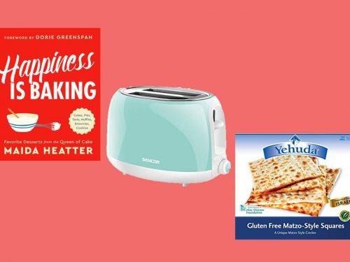 A Brave Little Toaster, Gluten-Free Matzah, and More Things to Buy This Week