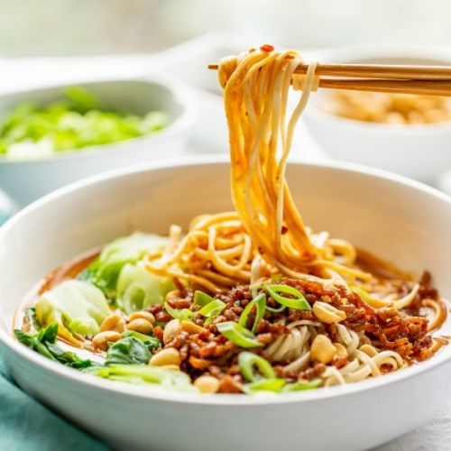 Spicy Dan Dan Noodles