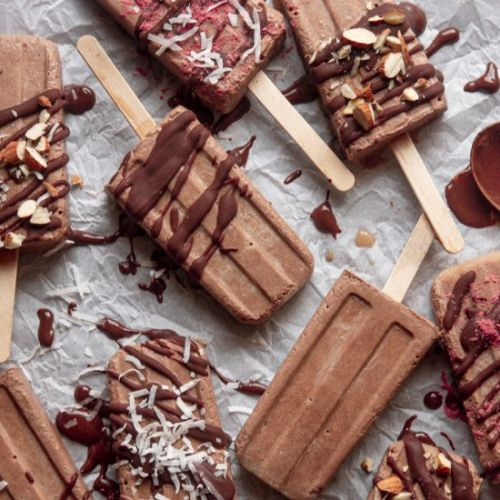 Low Carb Popsicles