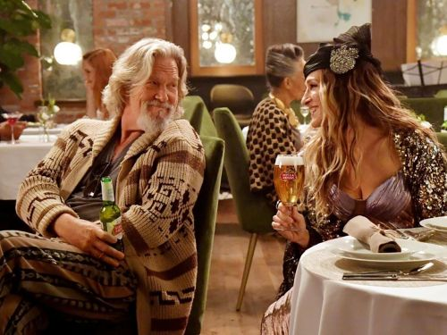 Stella Artois Brings Jeff Bridges and Sarah Jessica Parker Together for Super Bowl Ad