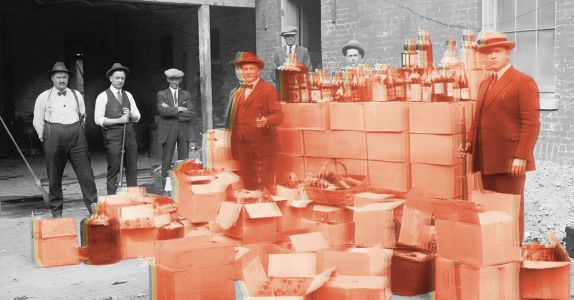 The Unlikely Tale of How Scotch Survived During Prohibition