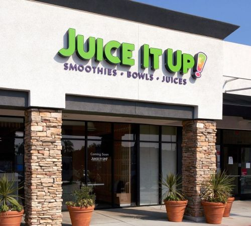 Juice It Up! Announces Double-Digit YOY Sales Increases