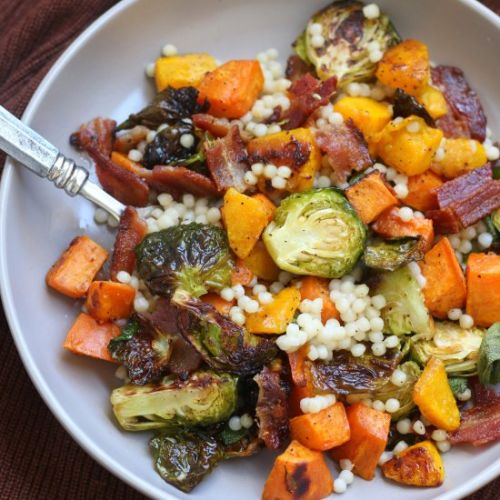 Autumn Sheet Pan Bowl