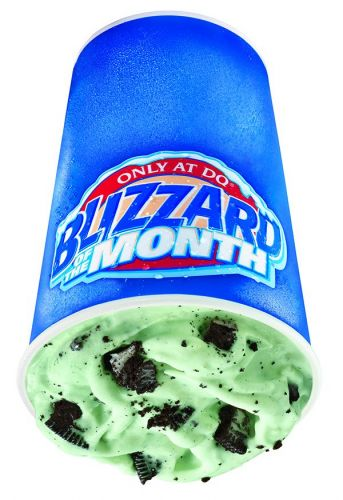 Celebrate St. Patrick's Day at your DQ location and Save Some Green