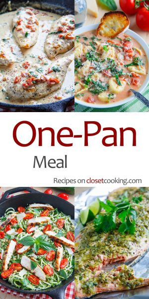 One-Pan Meals