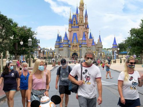 Disney Is Laying Off 28,000 Domestic Theme Park Employees