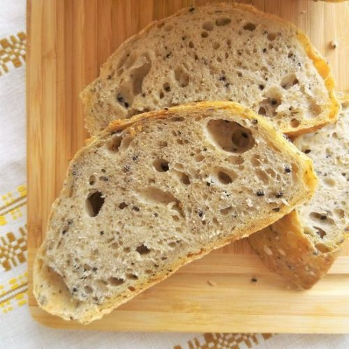Italian No Knead Bread