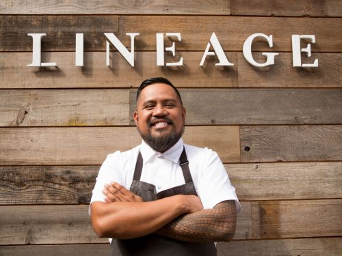 At Lineage, Sheldon Simeon Is Representing His Hawaiʻi Community