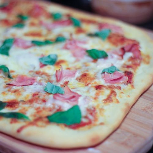 The best homemade pizza recipe