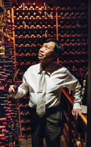 How Kuan Lim's Lucky Palace Became One of America's Unlikeliest Wine Destinations