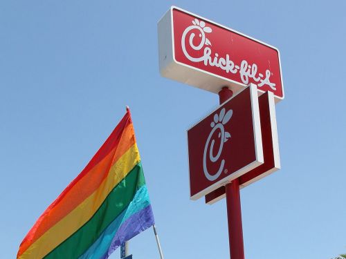 San Jose Will Sorta-Protest Its Upcoming Chick-fil-A by Making It 'the Gayest in the Country'