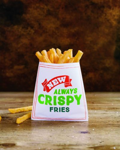 Back by Popular Demand, Farmer Boys Announces Free 'Always Crispy' Fries on February 8