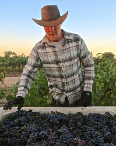 "Michael Klouda's mission to ""save"" Lodi Zinfandel with his dry style Retro Rosé"