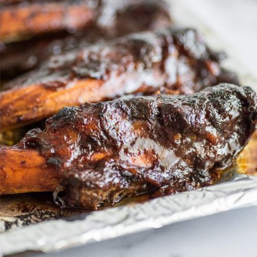 Slow Cooker Beef Ribs