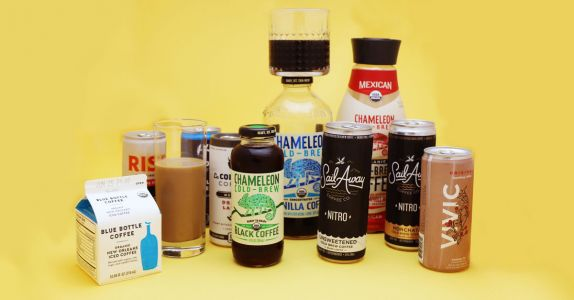 15 of the Best Canned and Bottled Cold-Brew Coffees, Tasted and Rated
