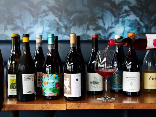 How to Order Natural Wine Without Sounding Ridiculous