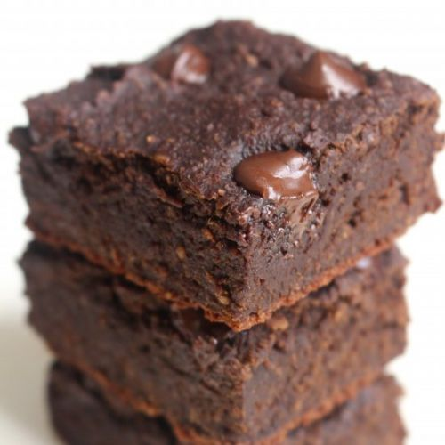 Amazing Vegan Date Brownies