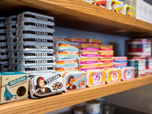 American Restaurants Are Finally Embracing Tinned Seafood