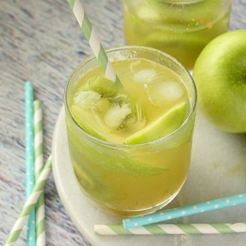 Kiwi Apple Lemonade
