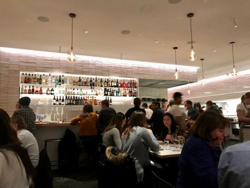 Does Missy Robbins' Misi represent a turning point for Italian cuisine in the U.S.?