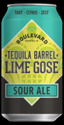 Our New Favorite Food Beer: Tequila Barrel Lime Gose