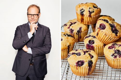 The One Thing Alton Brown Does to Make Perfect Muffins