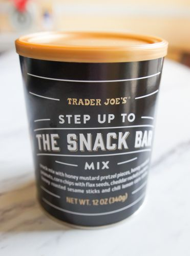 12 Days of Trader Joe's Christmas: Day 4, The Snack Bar Mix