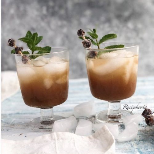 Tamarind and dates cordial/ squash