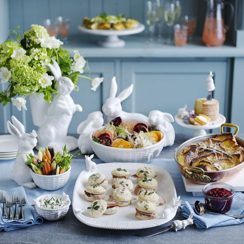 Impress Your Guests With the Best Easter Brunch Ever
