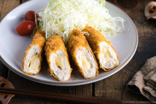 Chicken Cheese Katsu - Midnight Diner Season 2 ささみチーズカツ