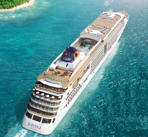 The Ultimate Cruise For Foodies Who Want It All - Hapag-Lloyd Europa 2