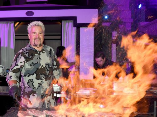Guy Fieri Is Taking Disney World Back to Flavortown with Chicken Guy!