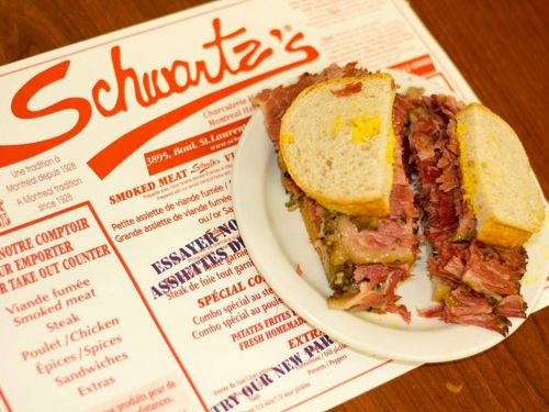 Montreal Deli Blames Trump Tariffs for Killing Beloved Smoked Meat and Soda Pairing