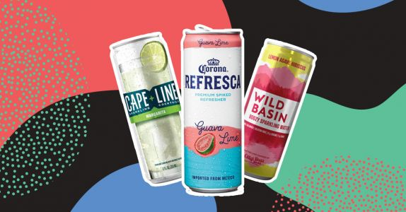 Hop Take: Sparkling Canned Cocktails Are Buzzing