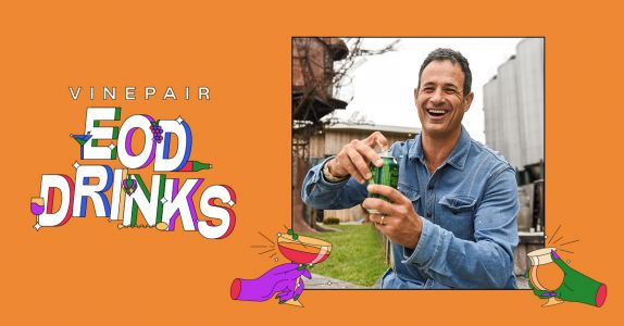 EOD Drinks: Sam Calagione: Co-founder of Dogfish Head Craft Brewery