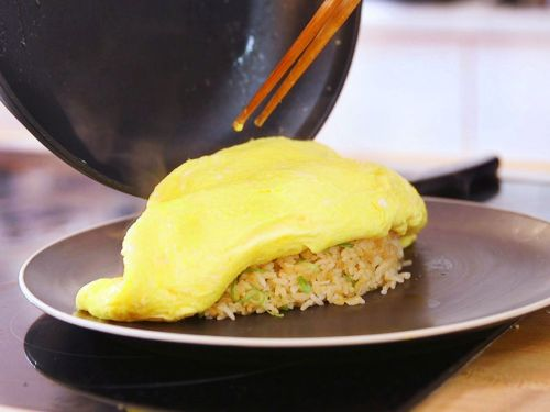 Watch: How to Tackle Japanese Omurice at Home