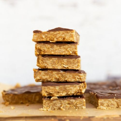 No Bake Sunbutter Granola Bars