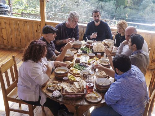 Watch a Preview of Anthony Bourdain's Trip to Armenia on 'Parts Unknown'