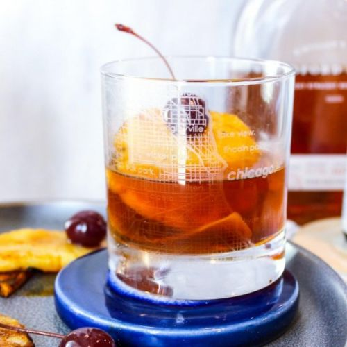 Vanilla Bean Old Fashioned