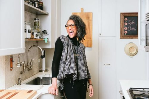 Carla Hall's 5 Favorite Weeknight Dinners Include the Easiest Soup You'll Ever Make