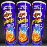 Mac and Cheese Pringles Are Now on Shelves, So Move Over, Regular Cheddar!