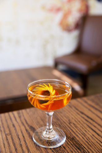 Wraggborough Whiskey Cocktail