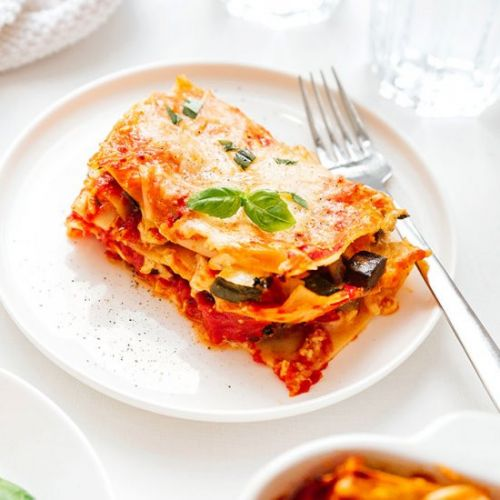 Best Vegetarian Lasagna