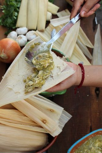 Tis the Season for Tamales
