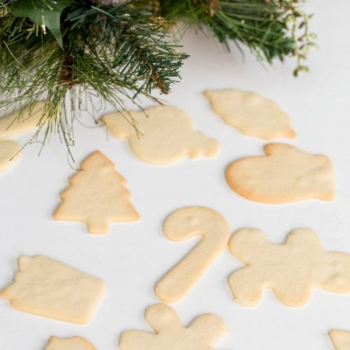 THE Perfect Sugar Cookies