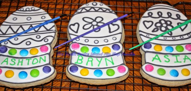 Paint-Your-Own Cookies
