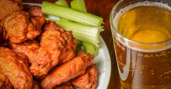 Buffalo Wild Wings Just Opened a Restaurant With a Self-Serve Beer Wall