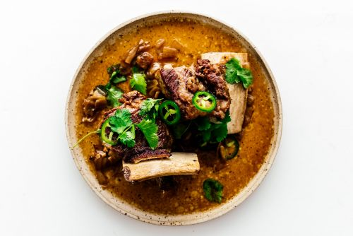 Instant Pot Vietnamese Maple Caramelized Short Ribs