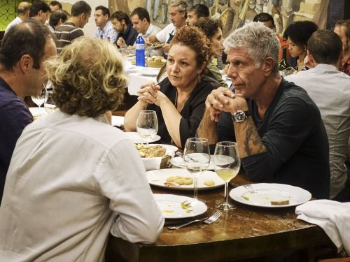 Anthony Bourdain Won Another Posthumous Award for 'Parts Unknown'